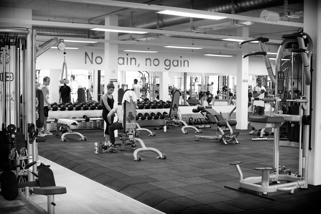 Blandonnet Nonstop Gym